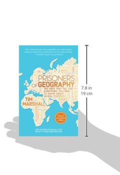 Livres Couvertures de Prisoners of Geography : Ten Maps That Tell You Everything You Need to Know About Global Politics