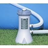 Intex 530 GPH Easy Set Swimming Pool Filter Pump w/ GFCI 603   28603EG (58603EG)