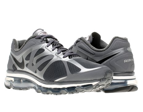 Buy Nike Air Max+ 2012 Running Shoes - 9 - Black