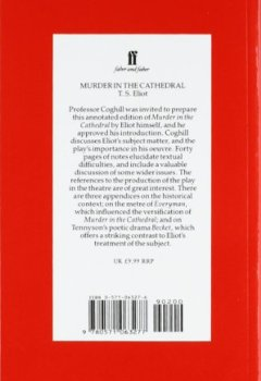 Livres Couvertures de Murder in the Cathedral