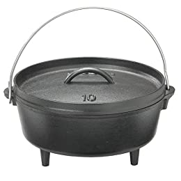 Lodge dutch oven from Target