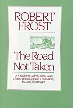 "Cover of ""The Road Not Taken: A Selection..."