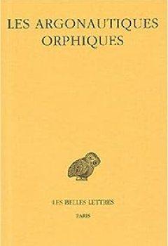 Livres Couvertures de Les Argonautiques Orphiques