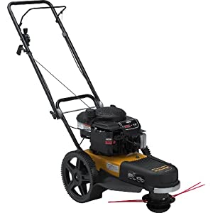 Poulan Pro PPWT60022 22-Inch 190cc Briggs & Stratton 625 Series Gas Powered Wheeled String Trimmer