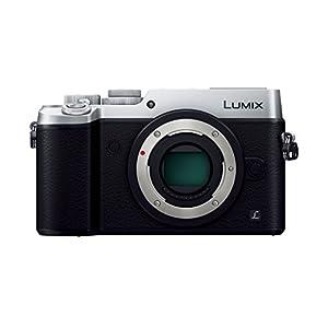 Panasonic ミラーレス一眼カメラ ルミックス GX8 ボディ 2030万画素 シルバー DMC-GX8-S