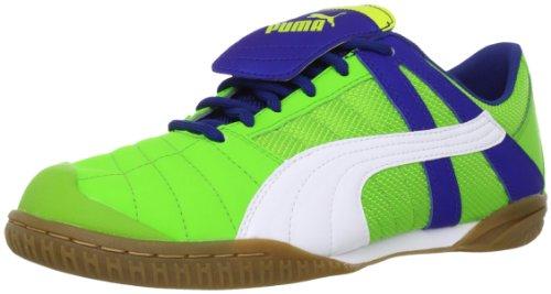 [プーマ] PUMA Puma Veloz II 101057 39 (ジャスミン グリーン/ホワイト/モナコ ブルー/フロー イエロー/26.5)