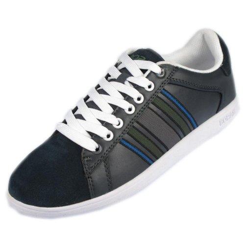 Boras 3456 PROFILE, Unisex - Erwachsene Sportschuhe - Wandern, Blau (navy/dark grey/army/blue 1087), EU 42