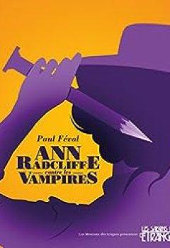 Livres Couvertures de Ann Radcliffe Contre Les Vampires: Ville Vampire