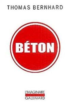Livres Couvertures de Béton