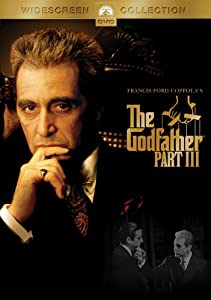 "Cover of ""The Godfather, Part III (Widesc..."