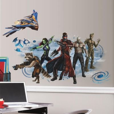 Guardians Of The Galaxy Bedroom Decor