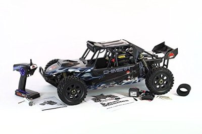 NEW-Rampage-Chimera-15-Scale-30cc-Gas-rc-car-with-remote-and-extras