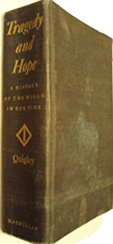 "Cover of ""Tragedy and Hope: A History of ..."