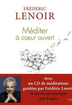 Livres Couvertures de Méditer à coeur ouvert