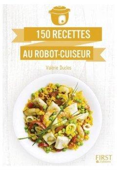Livres Couvertures de Le Petit Livre de - Cuisine au robot-cuiseur
