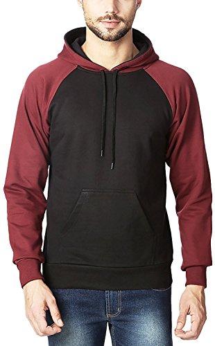 Rodid Full Sleeve Solid Men's Sweatshirt (B-HWSSRSL-B-M)