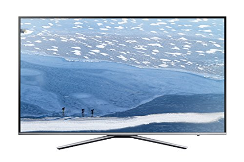Samsung UE43KU6400 43″ 4K Ultra HD Smart TV Wi-Fi Silver LED TV – LED TVs (109.2 cm (43″), 4K Ultra HD, 3840 x 2160 pixels, LED, PQI (Picture Quality Index), Flat)