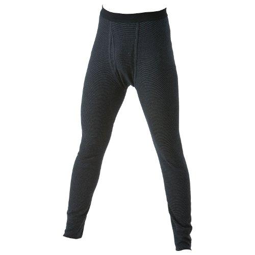 Lange Unterhose JEANS in schwarz von ADAMO bis große Größe 14