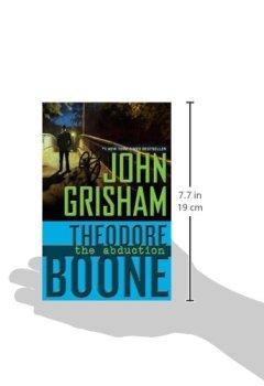 Livres Couvertures de Theodore Boone: the Abduction