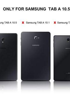 2c0f0b0c9a89d Livres Couvertures de ELTD Coque Housse Étui pour Samsung Galaxy Tab A 10.5  SM-T590