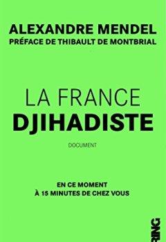 Livres Couvertures de La France Djihadiste