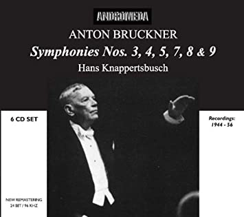 Bruckner: Symphonies 3-5 & 7
