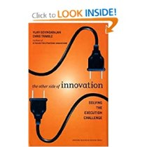 The Other side of innovation by V Govindarajan