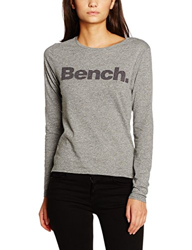 Bench Damen Top Long Sleeve Corp Tee