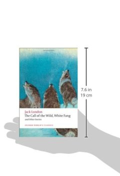 Livres Couvertures de The Call of the Wild, White Fang, and Other Stories