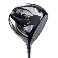 Cleveland Golf Men's 588 Custom Driver, Right Hand, Graphite, Regular, 10.5-Degree, Black, 45.5-Inch