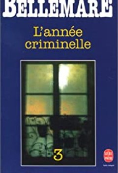Livres Couvertures de L'année Criminelle, Tome 3