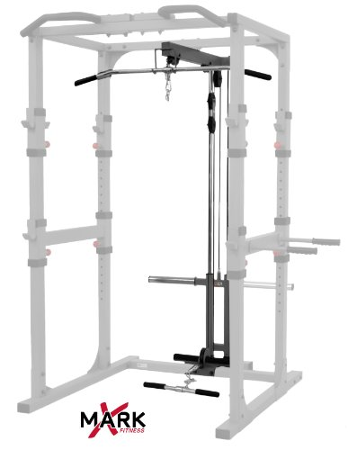 XMark Commercial Power Cage Lat Pulldown and Low Row Attachment XM-7621 for XM-7620