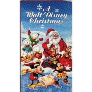 A Walt Disney Christmas VHS Movies Amp TV