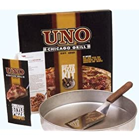 Chicago Metallic UNO Deep Dish Pizza Set