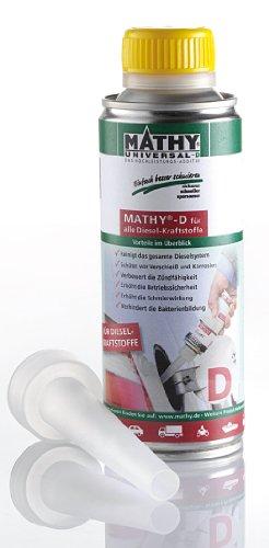 MATHY®-D Kraftstoff-Additiv für Diesel (0,25l)