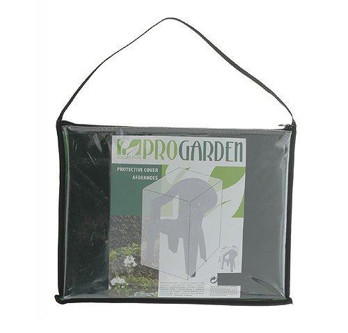Möbel Abdeckhaube Gartenmöbel 105x68x68 cm grau