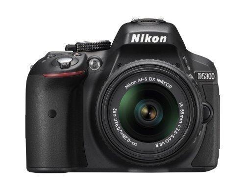 Nikon D5300 24.2 MP CMOS Digital SLR Camera