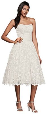 Short-Lace-Strapless-Wedding-Dress-with-Ruching-Style-OP1296
