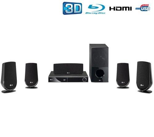 LG Set Heimkino 3D HX806SH