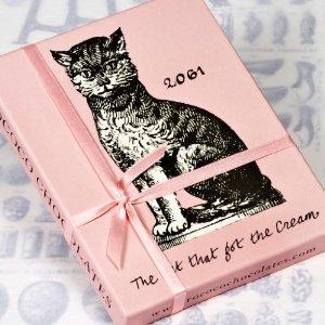 Rococo Cat That Got The Cream Ganache Box