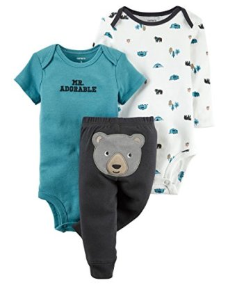 Carters-Baby-Boys-3-Piece-Take-Me-Away-Set-Mr-Adorable-Bear-9M