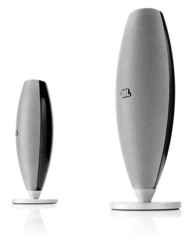 JBL Duet III Premium High Performance Speaker System Black/Silver 輸入品
