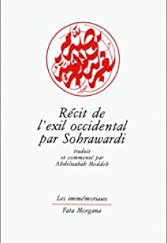 Livres Couvertures de Récit De L'exil Occidental