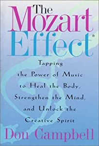 "Cover of ""The Mozart Effect: Tapping the ..."