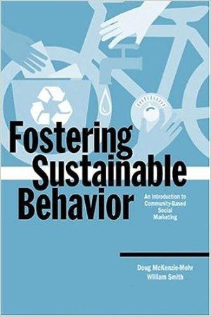 Fostering Sustainable Behavior Book