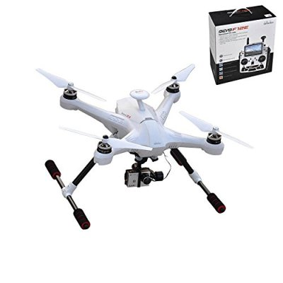 Sangdo-Walkera-Scout-X4-UAV-Gimbal-G-3D-Camera-Ground-Station-Mini-Quadrocopter-Drone