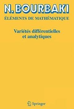 Livres Couvertures de Varietes Differentielles et Analytiques