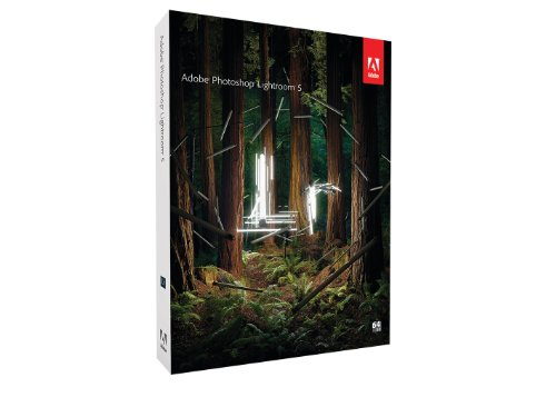 Adobe Photoshop Lightroom 5.0 日本語版 Windows/Macintosh版