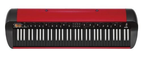 Korg Limited Edition SV-1RV Red 73-Key Stage Vintage Piano Red