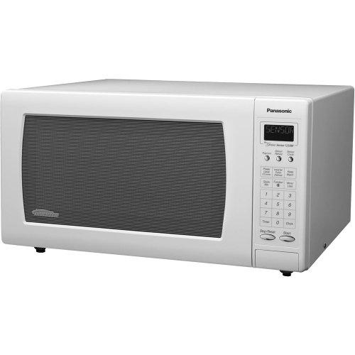 best price for panasonic nn h765wf genius 1 6 cuft 1250 watt sensor microwave w inverter technology white microwave ovens reviews